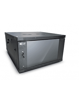 Nexxt Gabinete 4U fijo a pared W600xD600mm