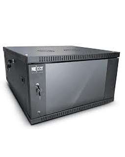 Nexxt Gabinete 4U fijo a pared W600xD450mm