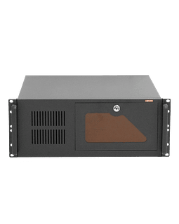 LINKMADE 4U Case Rack 8x3.5 2x5.25 ATX req/Fuente
