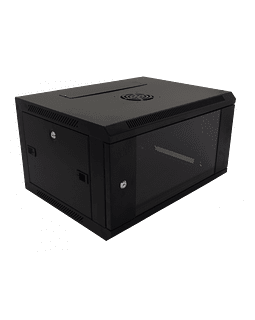 LINKMADE 45CM 5U GABINETE RACK PARED NEGRO