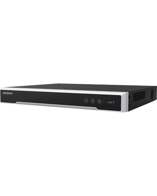 Hikvision NVR 8ch/8ch POE 2HDD H264/h265+ 80Mbps 4K