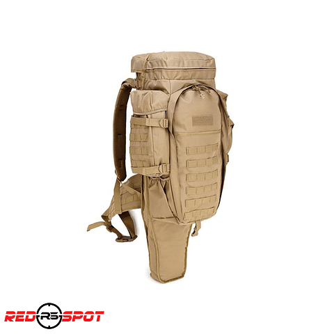 MOCHILA PORTA REPLICA TACTICA TAN