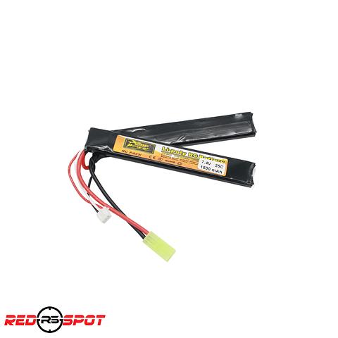 Bateria Li-poly RC 7.4v 25C 1500 mAh Bipanel