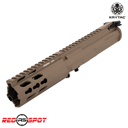 KRYTAC TRIDENT MKII PDW UPPER COMPLETO FDE
