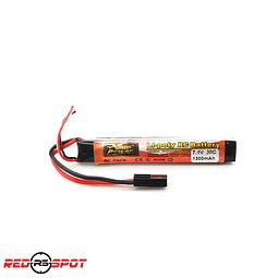Bateria Li-poly RC 7.4v 25C 1500 mAh