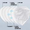 Mascarilla KN95 - 5 capas sin logo