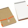 Libreta Ecológica con logo full color (Tapa)