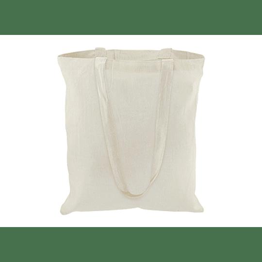 Bolsa 100% Algodón Basic 35 x 40 cm aprox