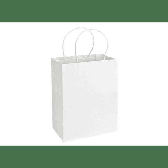 Bolsa de Papel 120g/m2 20 x 26 x 12 cm E102