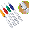 Bolígrafo con Linterna LED 100 unidades con logo Full color