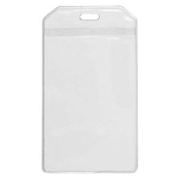 Porta-Credencial PVC Clear