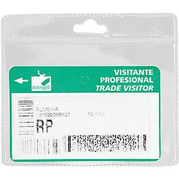 Porta-Credencial de PVC A12