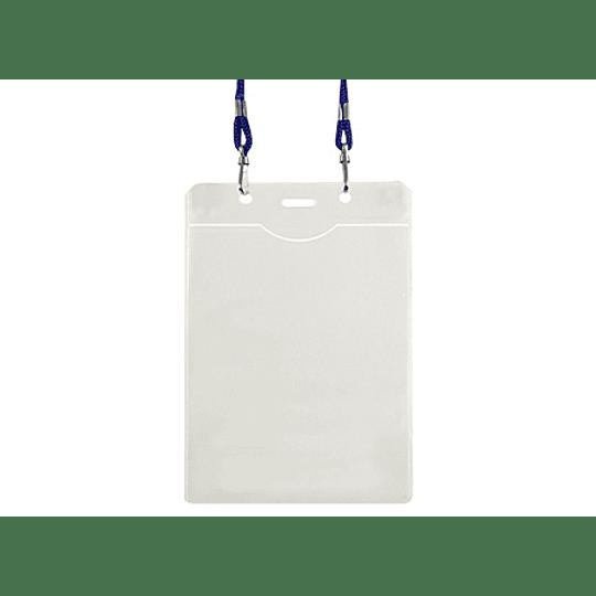 Porta-Credencial con Colgador A14