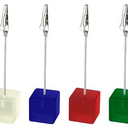 Memo-Clip Base Cubo