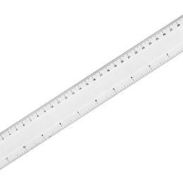 Regla Acrílica 30cm