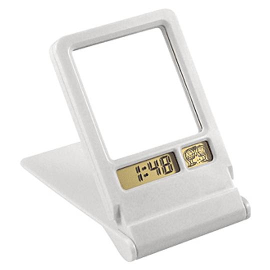 Espejo con Reloj Digital