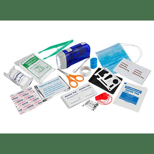 Kit de Primeros Auxilios 50 en 1