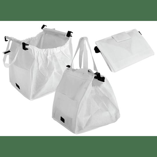 Bolsa Reutilizable Cart  35 x 35 x 25 cm aprox. extendido. E41