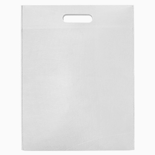 Bolsa Reutilizable con logo full color 34 x 44 cm