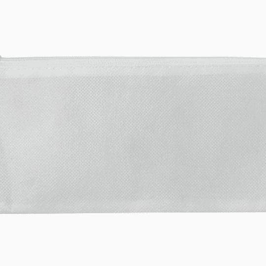 Estuche Escolar para incluye logo full color 23 x 11.5 cm. Y63