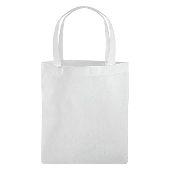 Bolsa Reutilizable Envelope incluye logo full color 27 x 33 cm Y64