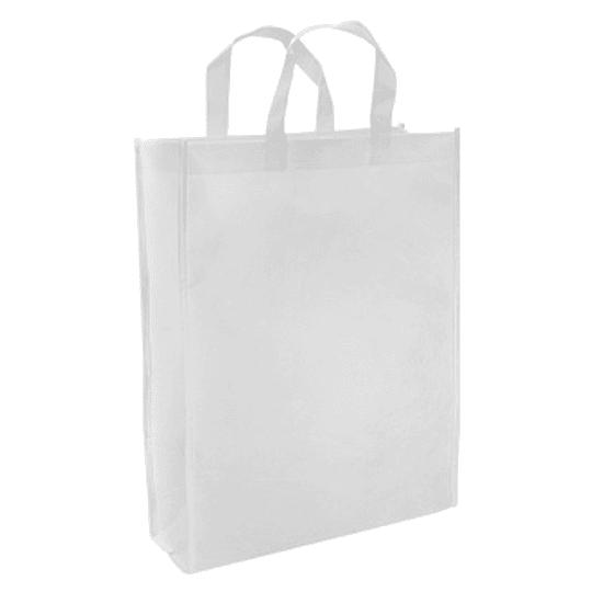 Bolsa Reutilizable Big incluye logo full color 38 x 45 x 12 cm Y67