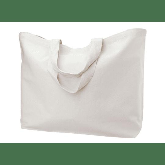 Bolsa Canvas Algodón 10 onzas 58 x 40 x 15 cm. E79