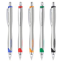 Bolígrafo Plástico Motion 100 unidades con logo