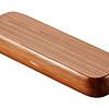 Set Bolígrafo Estuche de Bamboo 50 unidades Grabado o Impreso