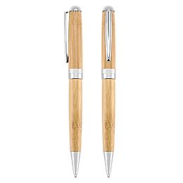 Bolígrafo Bamboo Enviro 100 unidades Grabado o impreso