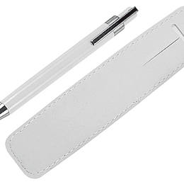 Bolígrafo Metálico con Funda 50 unidades grabado o impreso