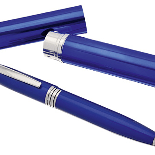 Bolígrafo Metálico Enix 50 unidades impreso o grabado