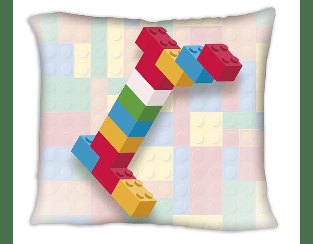 Almofada Decorativa - Lego