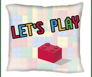 Almofada Decorativa - Play