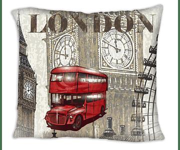 Almofada Decorativa - Bus