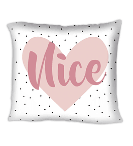 Almofada Decorativa - Nice