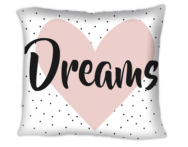 Almofada Decorativa - Dreams