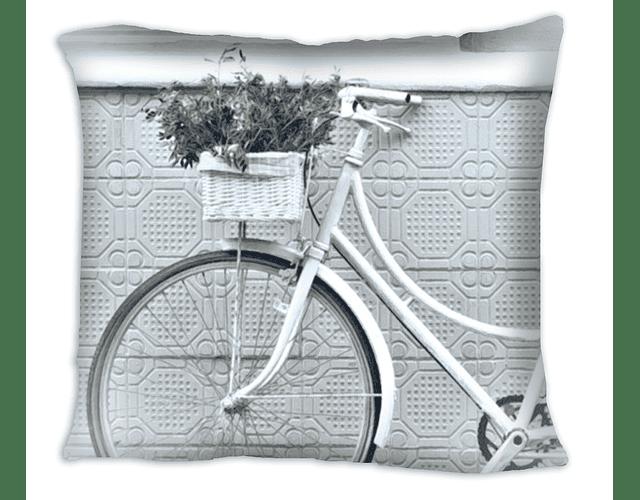 Almofada Decorativa - Bike
