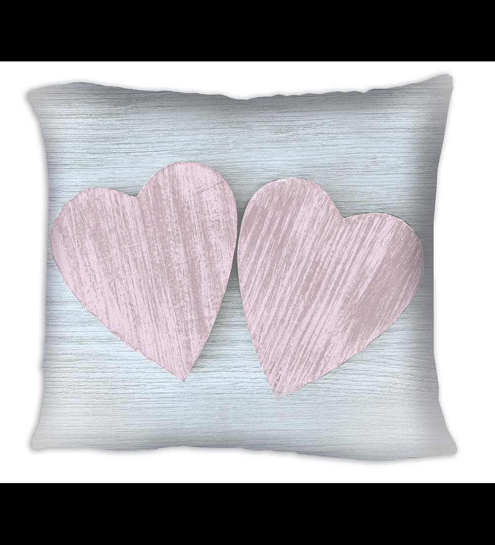 Almofada Decorativa - Hearts