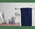 Toalha de Banho 500gr - Azul Escuro