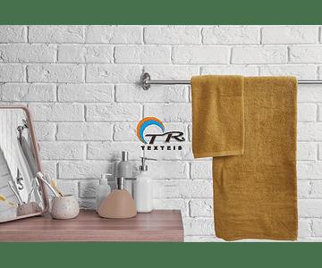 Toalha de Banho 500gr - Amarelo Mostarda