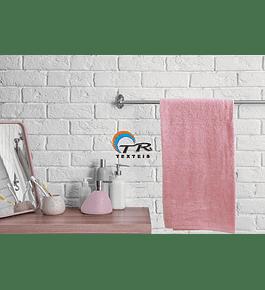 Toalha de Banho 500gr - Rosa Claro