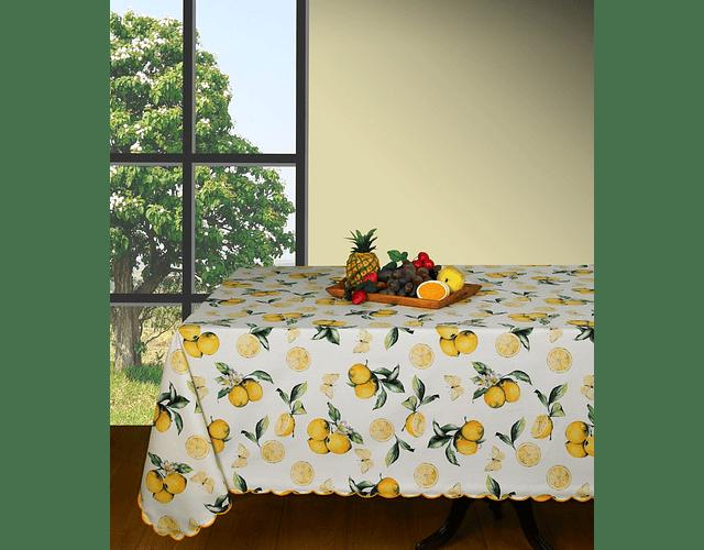 Toalha de Mesa - Limões
