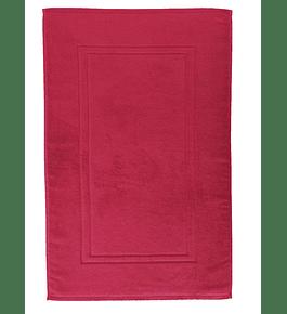 Tapete Saída de Banho - Rosa Escuro