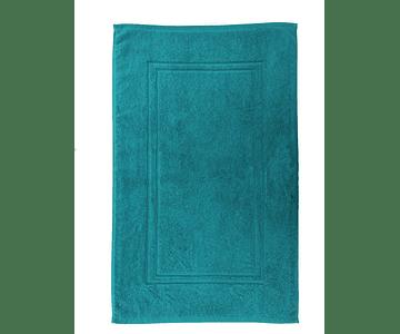 Tapete Saída de Banho - Azul Turquesa