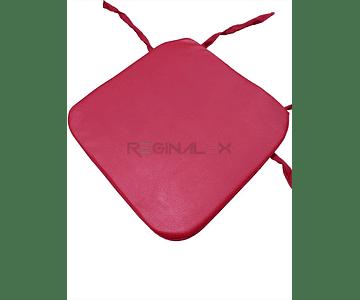Capa de Cadeira Napa - Vermelho
