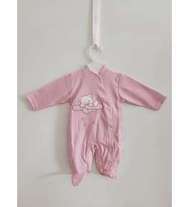 Fato de bebé - 605 (Rosa)