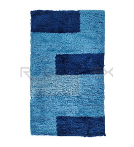 Tapete Soft Art (Azul)