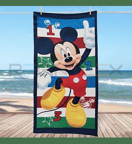 Toalha de Praia - Mickey