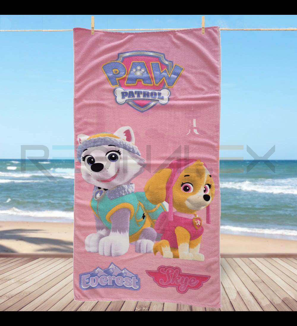 Toalha de Praia - Patrulha Pata